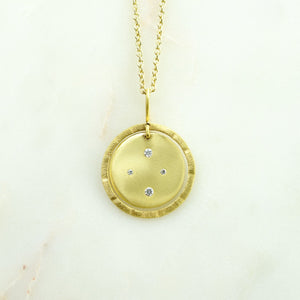 Tuan Constellation Pendant - Capricorn