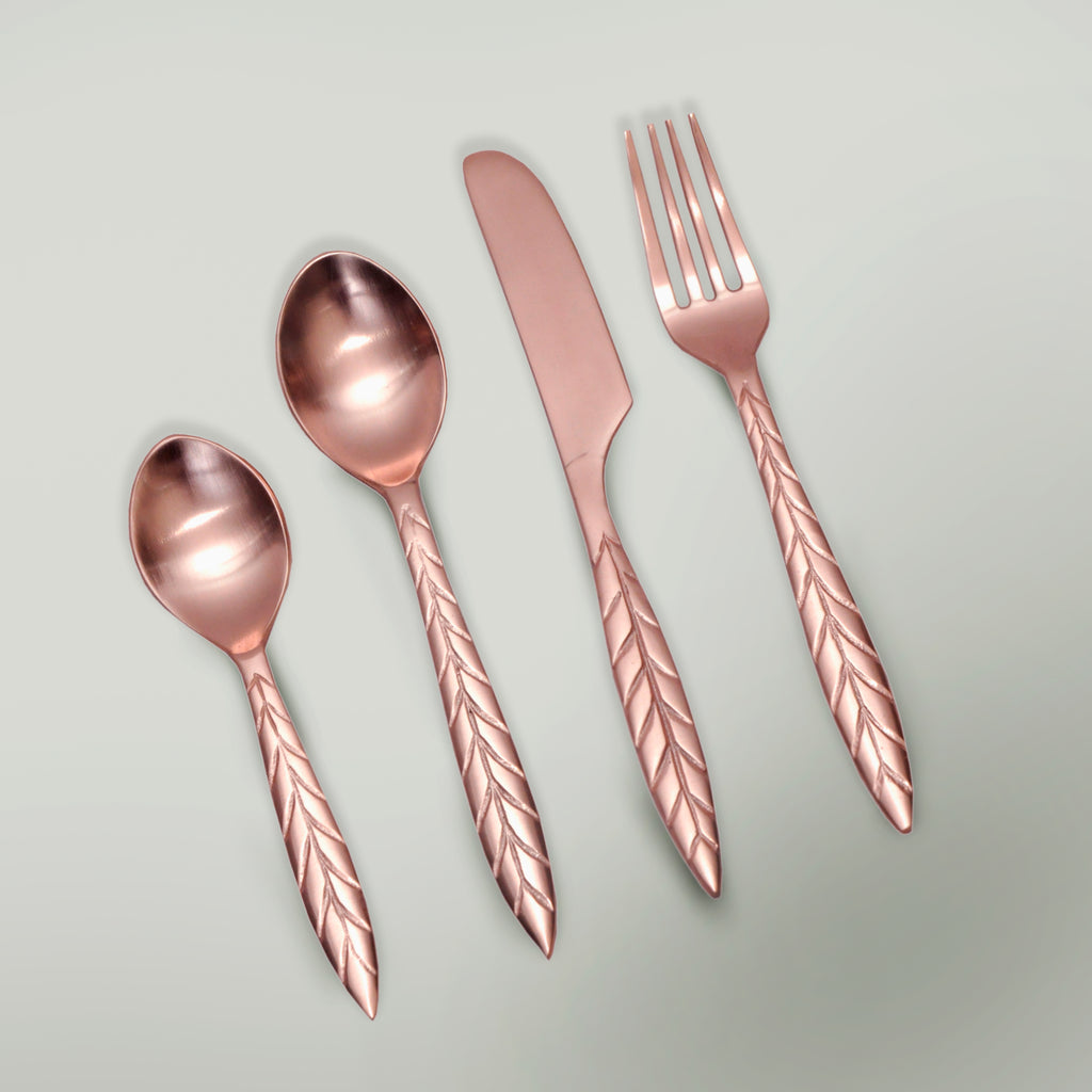 Lekhasi Cutlery (set of 4)