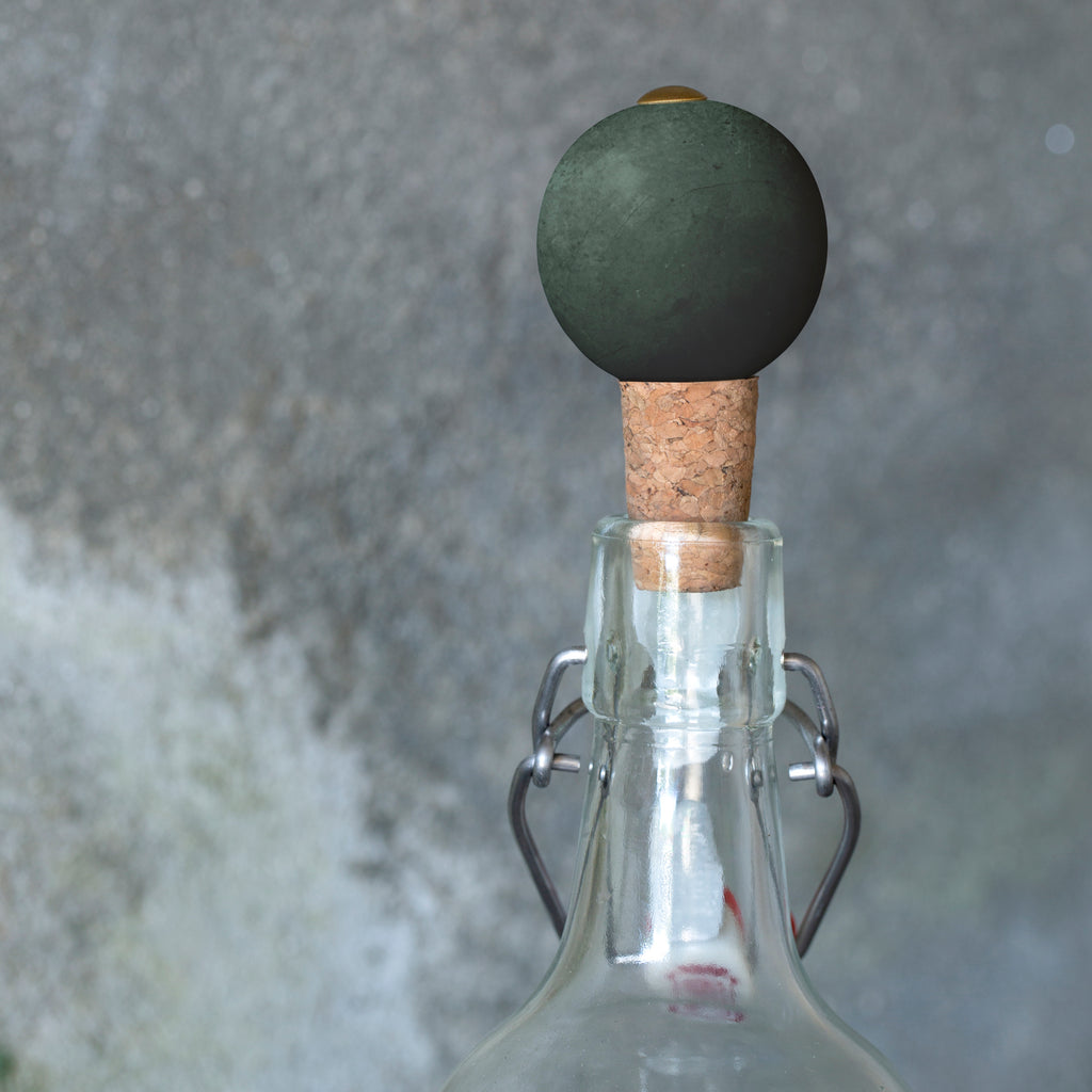 Nalin Marble Bottle Stopper