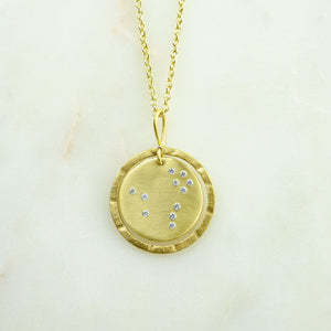 Tuan Constellation Pendant - Libra