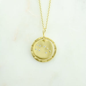 Tuan Constellation Pendant - Pisces