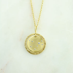 Tuan Constellation Pendant - Cancer