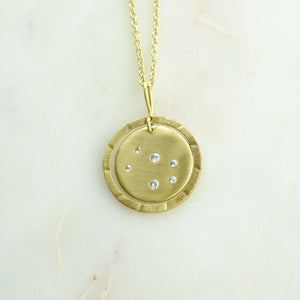 Tuan Constellation Pendant - Scorpio