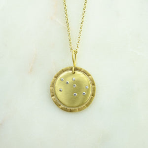 Tuan Constellation Pendant - Gemini