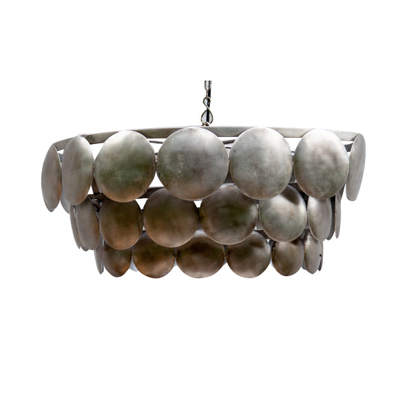 Daan Metal Chandelier