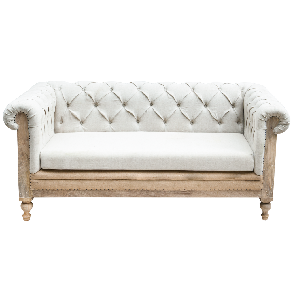 Rani Deconstructed Sofa - 2 - Seater