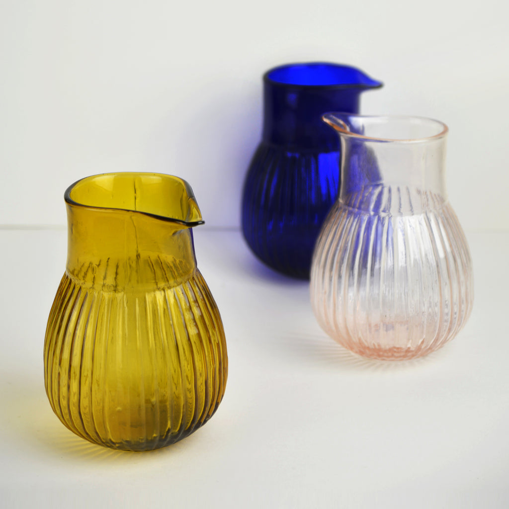 Varsha Striped Jug