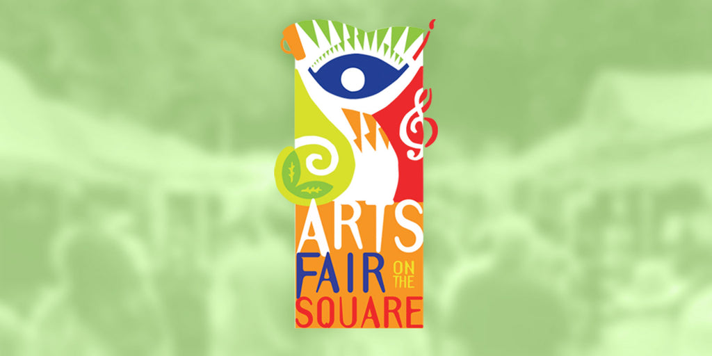 Arts Fair on the Square | ONE WEEK AWAY!