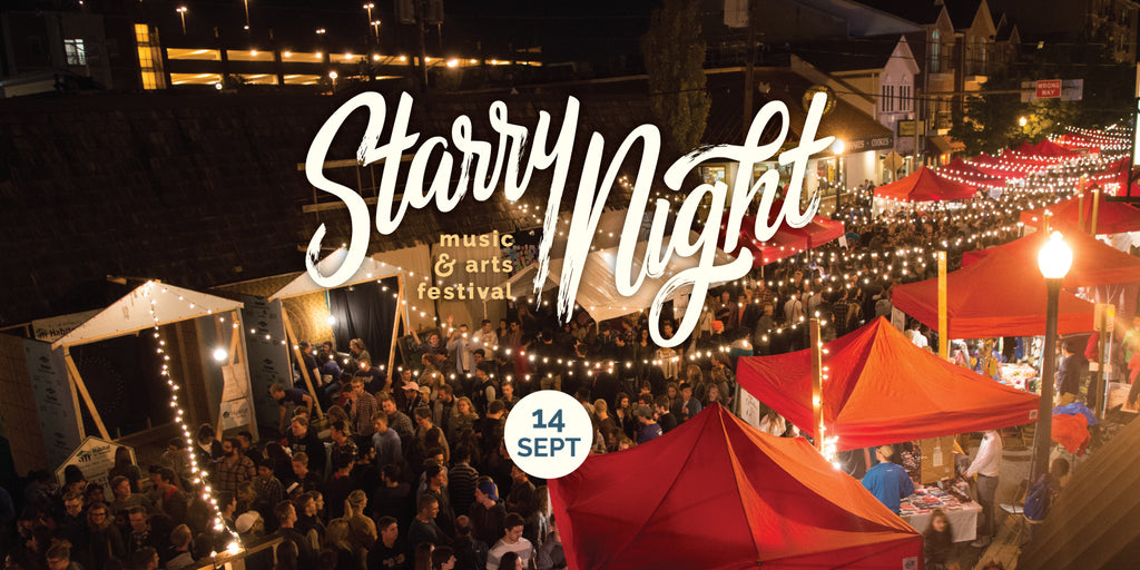 ANNOUNCEMENT | Starry Night Music & Arts Festival