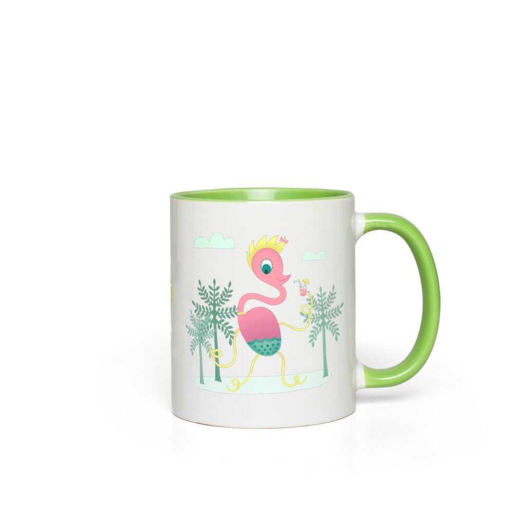 Accent Mug | Lucy | Multiple Colors