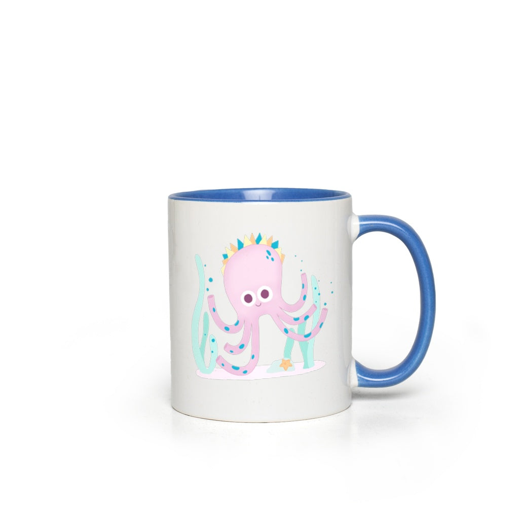 Accent Mug | Jenny Sue | Multiple Colors