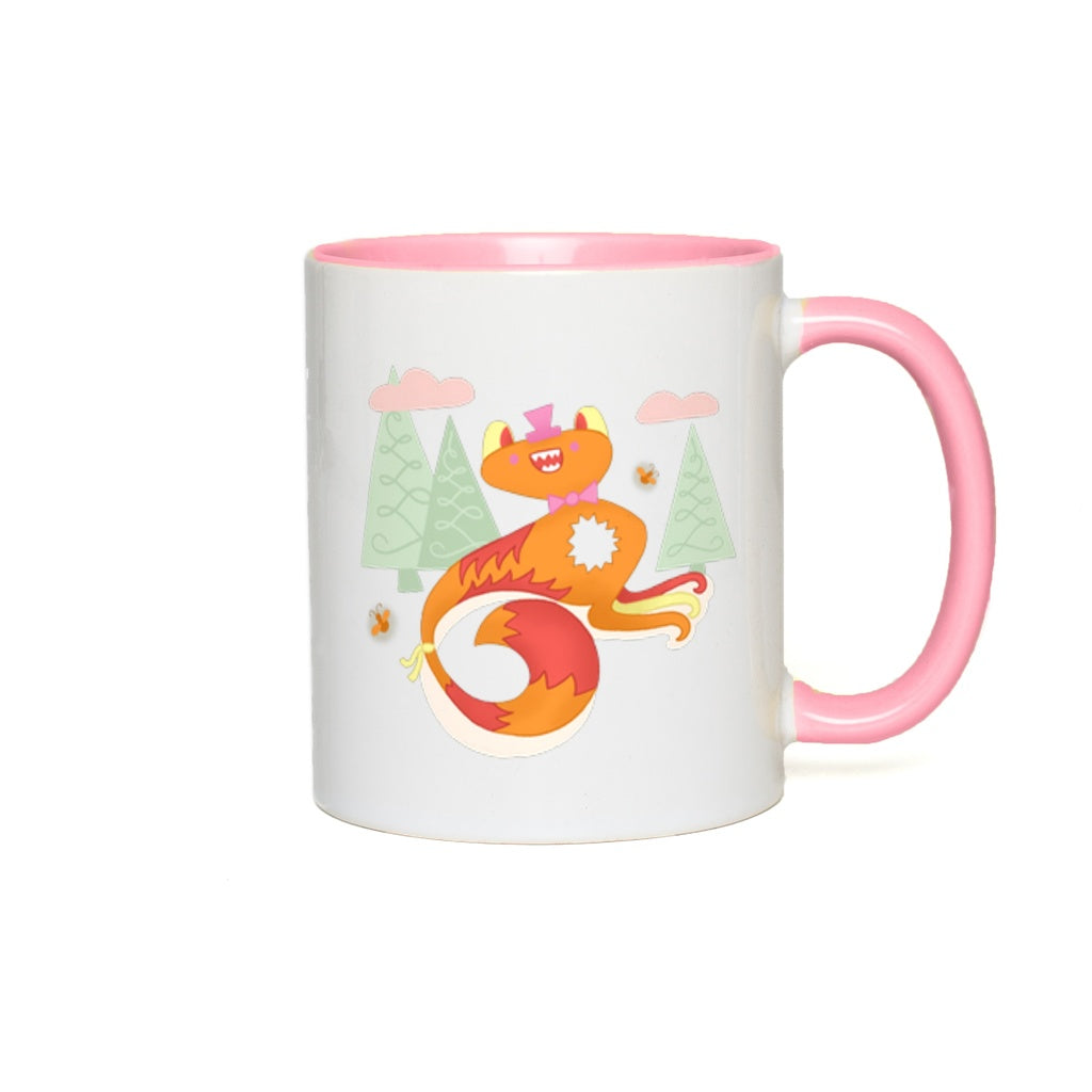 Accent Mug | Milo | Multiple Colors