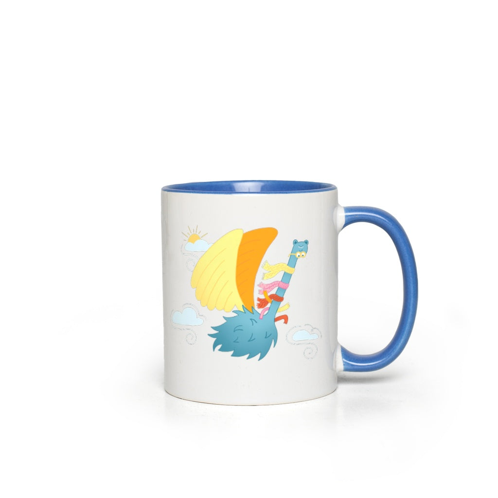Accent Mug | Carl | Multiple Colors