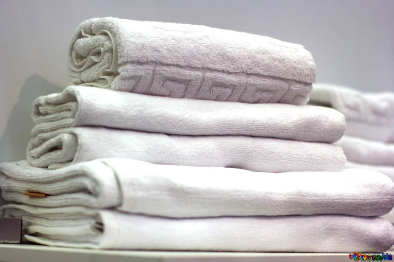 Wash towels with clothes