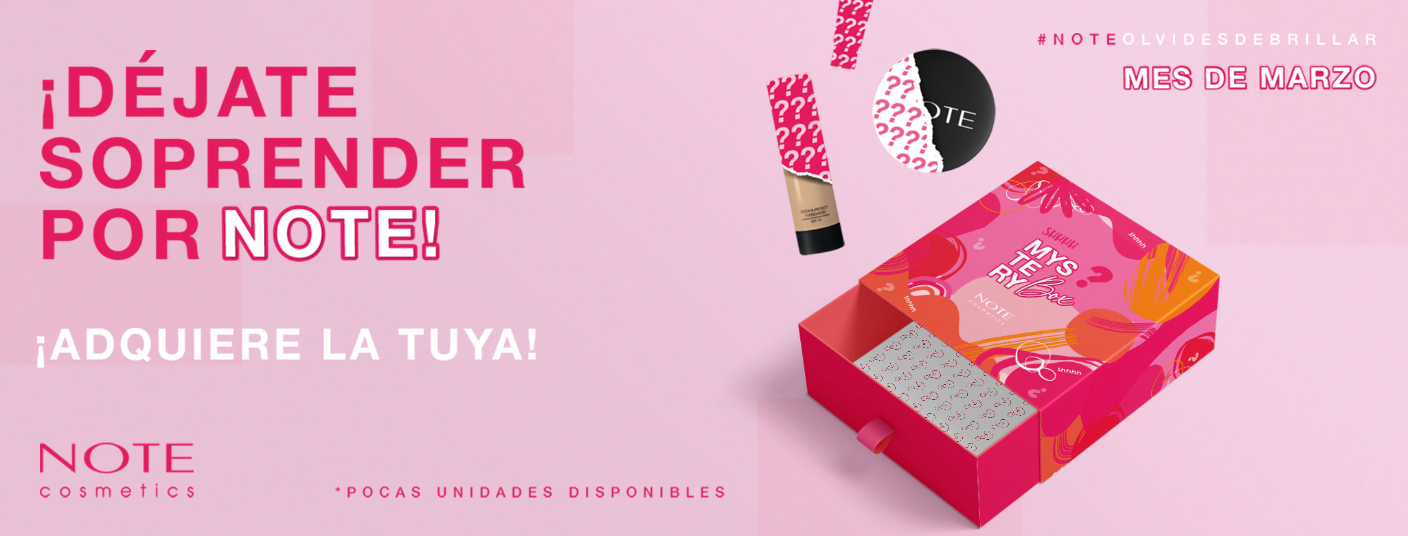 Note Cosmetics Colombia