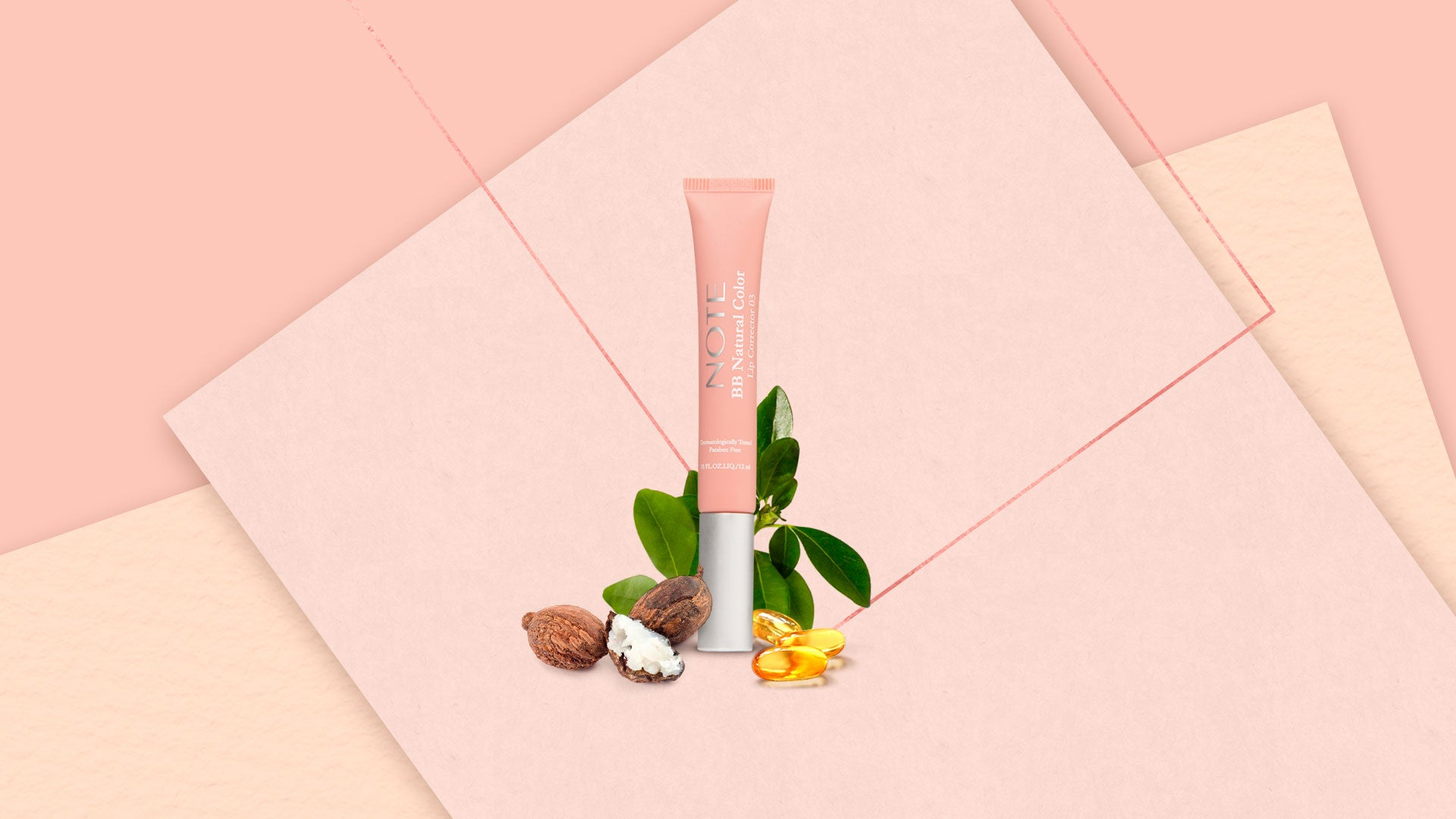 BB Lip Corrector Note Cosmetics