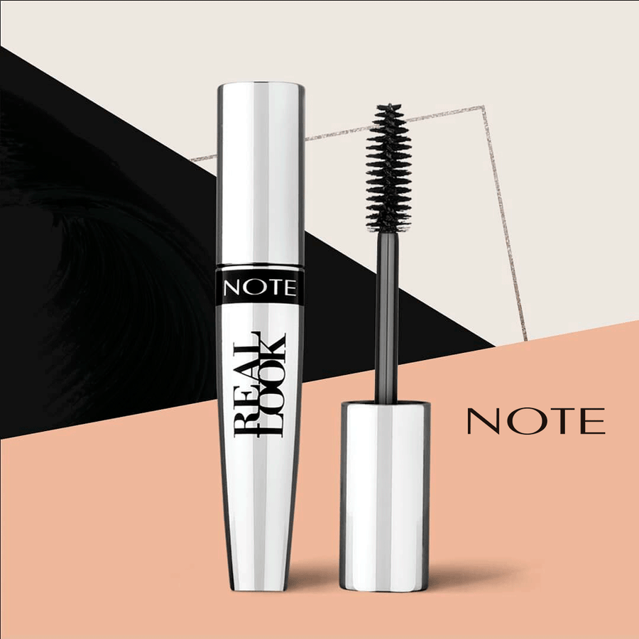 Real Look Mascara - Note Cosmetics Colombia