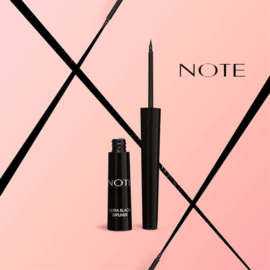 Ultra Black Dipliner - Note Cosmetics Colombia