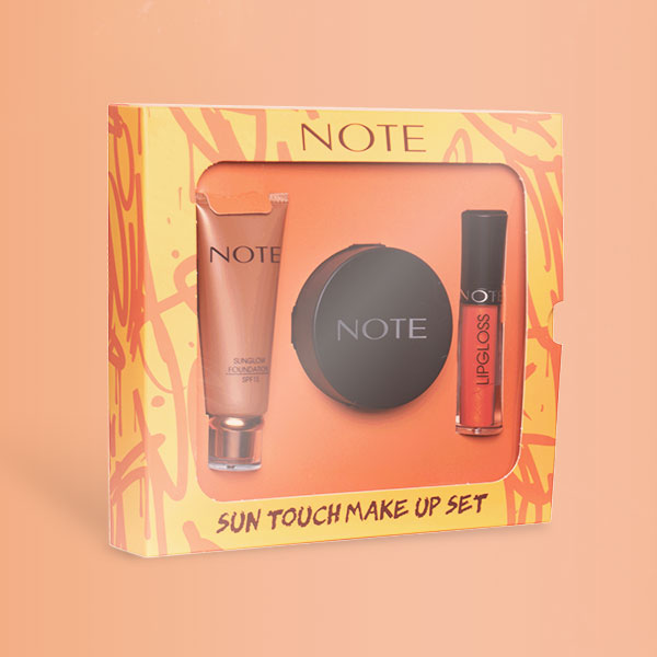 Sun Touch Make Up Set