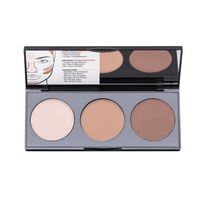 Perfecting Contouring Cream Palette - Note Cosmetics Colombia