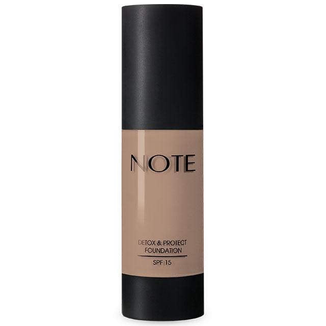 Detox And Protect Foundation - Note Cosmetics Colombia