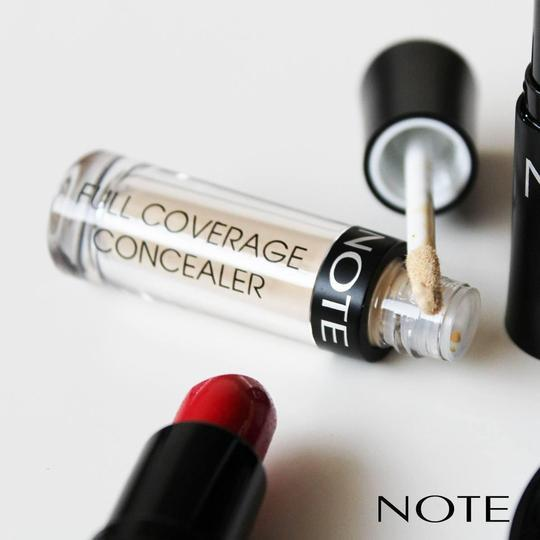 Full Coverage Liquid Concealer - Note Cosmetics Colombia