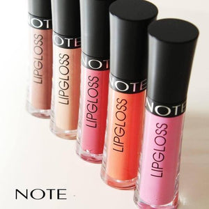 Hydra Color Lipgloss - Note Cosmetics Colombia