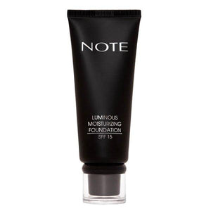 Luminous Moisturizing Foundation - Note Cosmetics Colombia