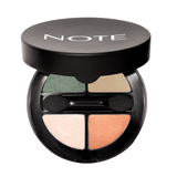 Luminous Silk Quatro Eyeshadow - Note Cosmetics Colombia