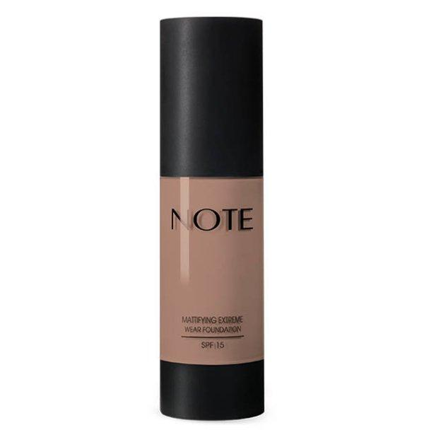 Mattifying Extreme Wear Foundation - Note Cosmetics Colombia
