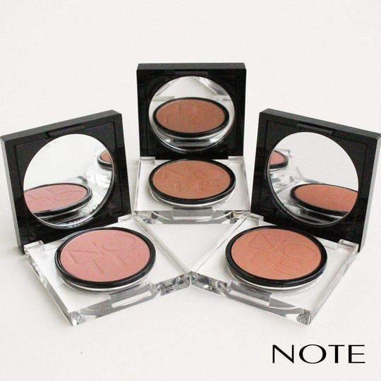 Mineral Blusher - Note Cosmetics Colombia