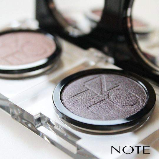 Mineral Eyeshadow - Note Cosmetics Colombia