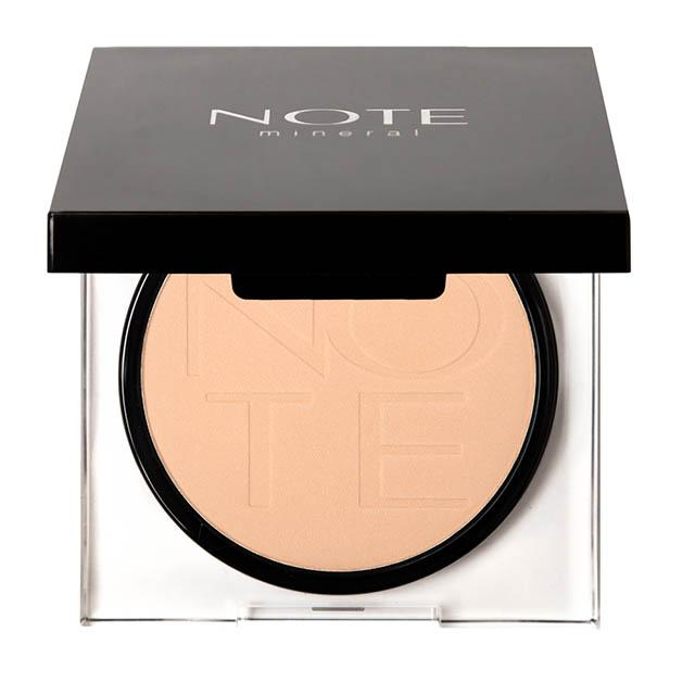 Mineral Powder - Note Cosmetics Colombia