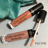 Long Wearing Lipgloss - Note Cosmetics Colombia