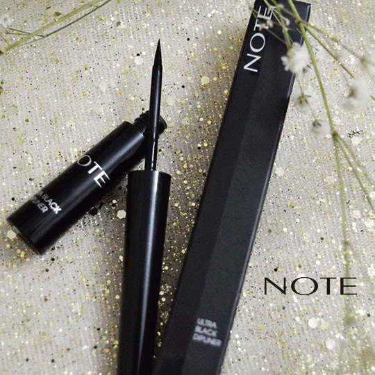 Ultra Black Eyeliner - Note Cosmetics Colombia