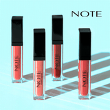 Mineral Lipgloss - Note Cosmetics Colombia