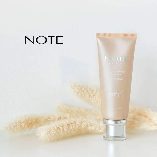 Mineral Foundation - Note Cosmetics Colombia
