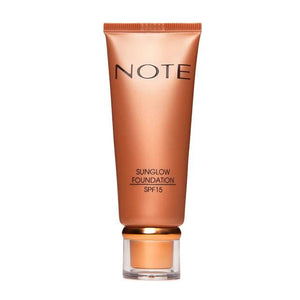 Sunglow Foundation - Note Cosmetics Colombia
