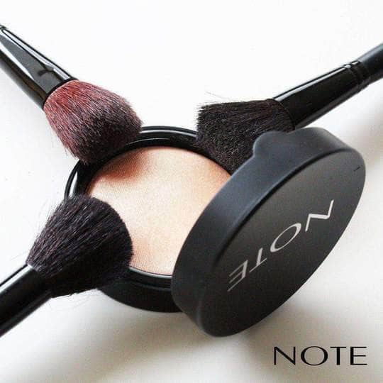 Terracotta Powder - Note Cosmetics Colombia