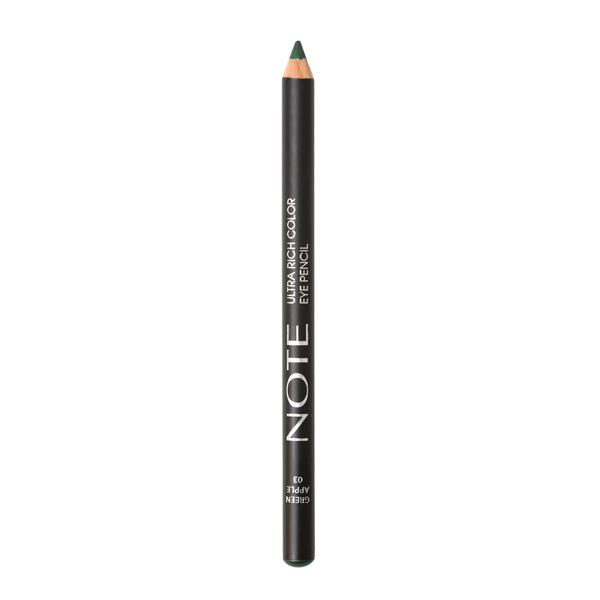 Ultra Rich Color Eye Pencil - Note Cosmetics Colombia