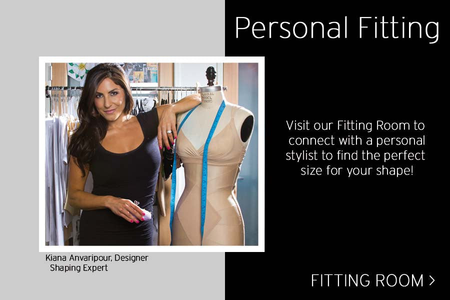 Request A Personal Fitting