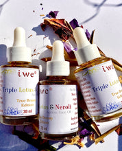 Load image into Gallery viewer, Triple Lotus & Neroli Ageless Beauty Oil