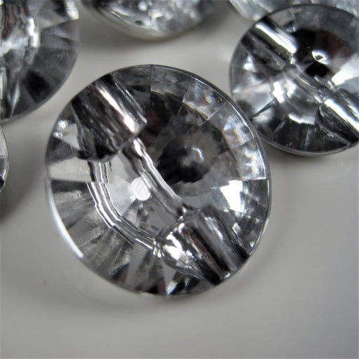 Clear Faceted Buttons