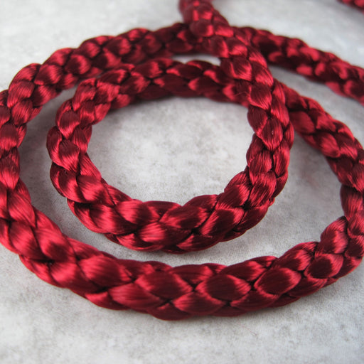 Furnishing cord Dark Red. Clearance.