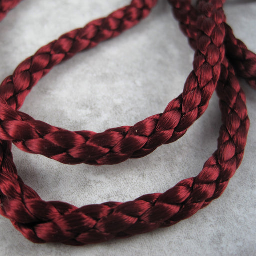 Furnishing cord Maroon. Clearance.