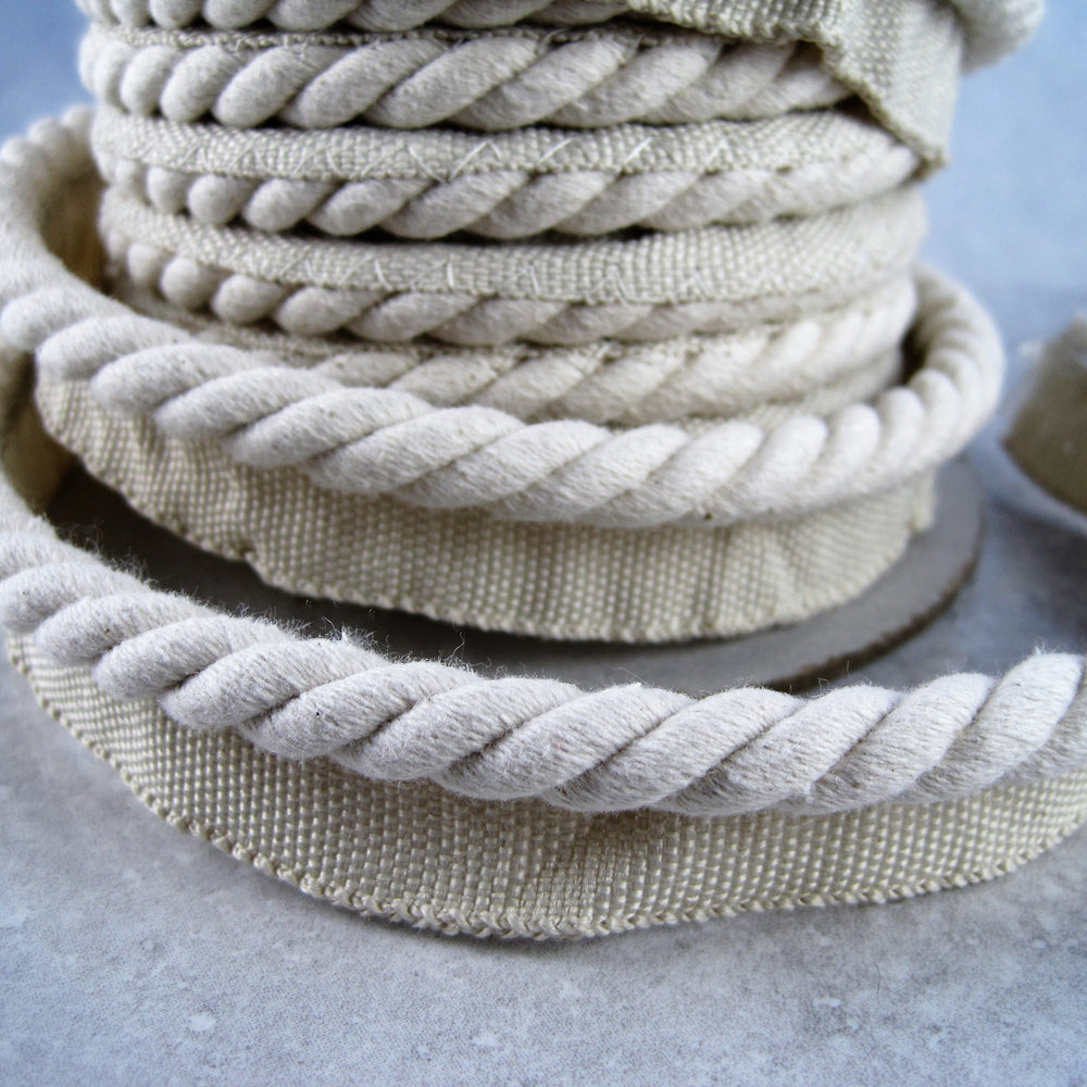 Natural Cotton piping cord