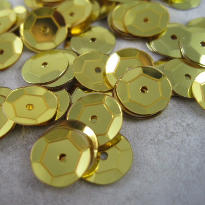 8mm cupped sequins