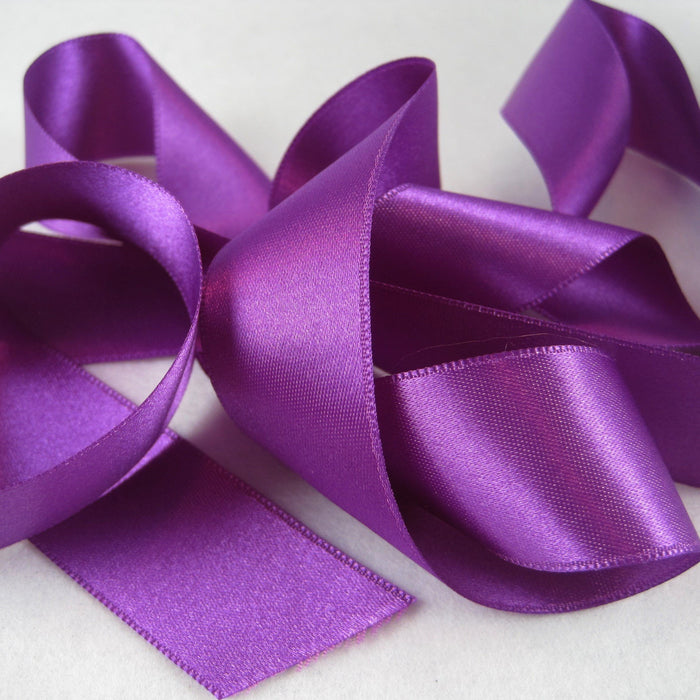 Double Satin Ribbon (38mm wide)