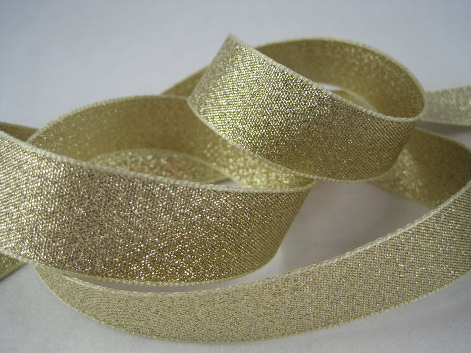 Metallic Lame Ribbon