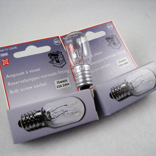 Sewing Machine Bulb Screw-in